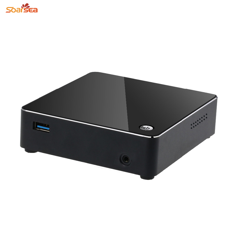 computer desktop pcs perfect design with intel Celeron 2955U 8GB RAM 128GB SSD from guangdong