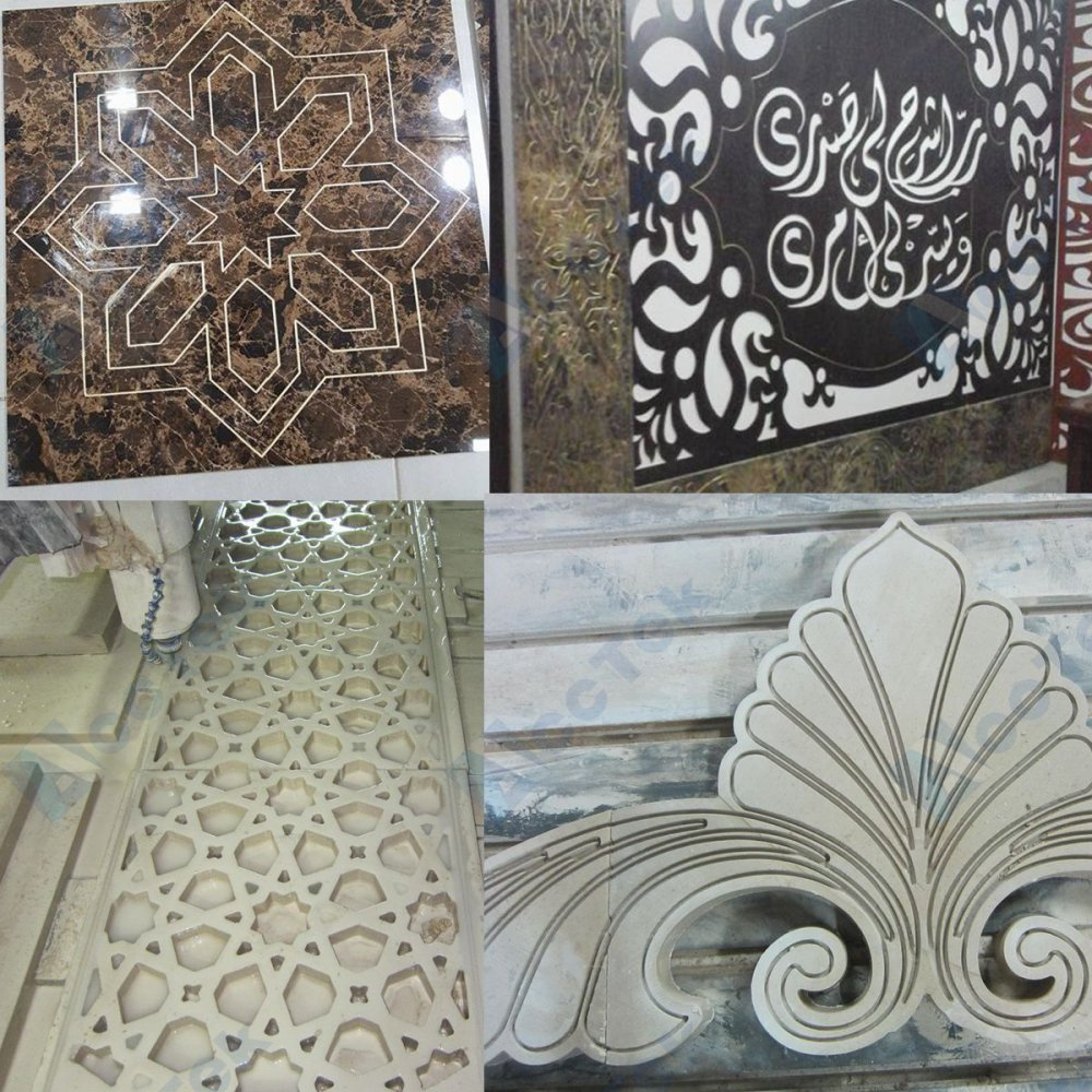Metal And Stone Cnc Router/ Stone Statue 3d Carving Router Machine/ Granite Stone Router Machine