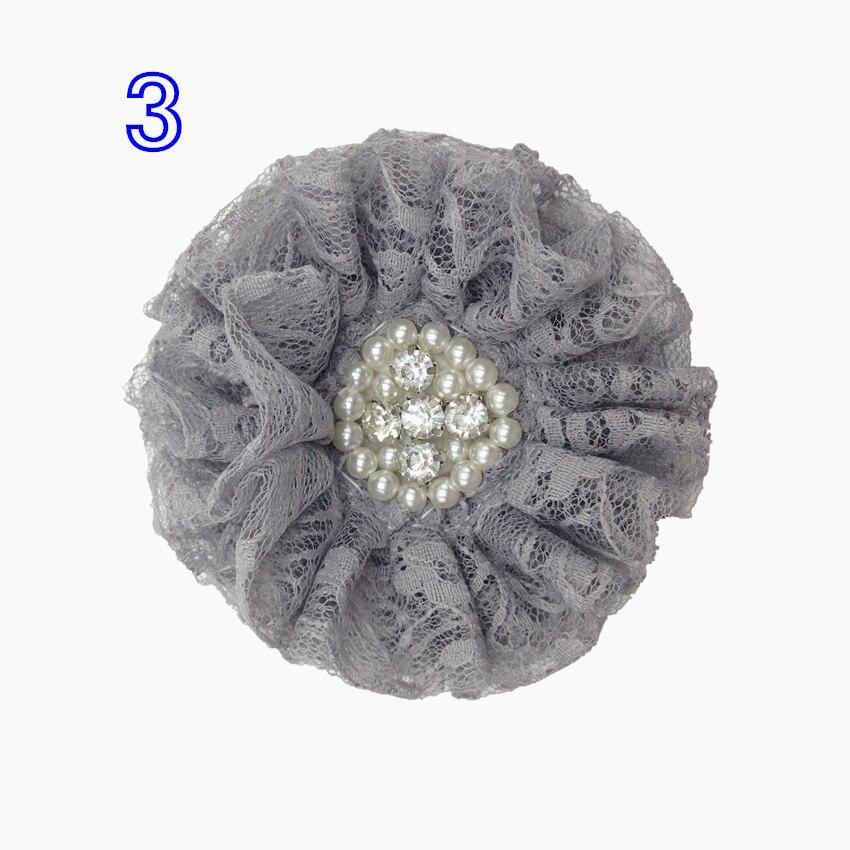 16 pcs 16 Cores Handmade Escavado Flor