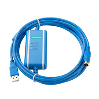 USBACAB230 Suitable Delta DVP PLC Programming Cable USB DVP DVP ES EE SS Series Communication Cable