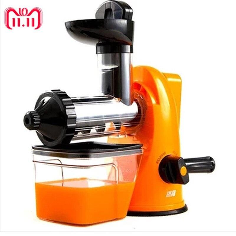 Multifonction Maison Manuel Presse-agrumes Frais Apple Orange Agropyre Portable DIY Machine À Presse-agrumes Santé Cuisine Outils