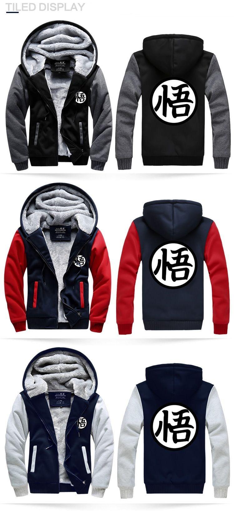 Hoody Dragon Ball Z Sweatshirt