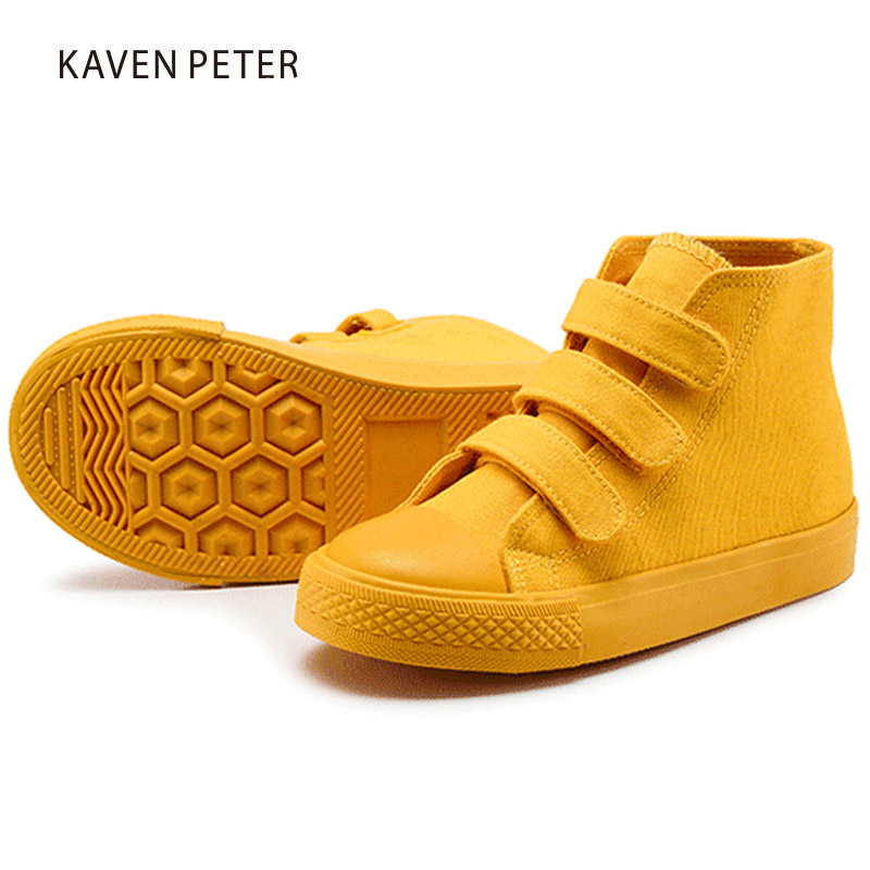 Kids Canvas Shoes 2018 casual shoes for for girls boys flat White sneakers children size 25-38 purple blue yellow green orange children canvas shoes 2016 boys girls loafers designer kids canvas sneakers children footwear casual chaussure kids flat shoes