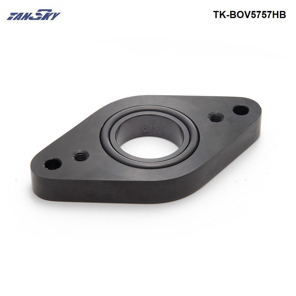 Epman Black SSQV SQV Blow Off Valve BOV Flange Adapter for Nissan Skyline R32 R33 R34 GTST GTR TK-BOV4242HB Black