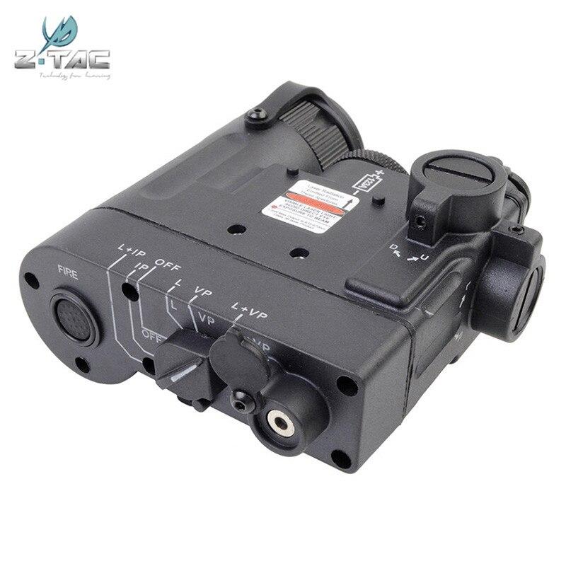 Élément DBAL-D2 Batterie Cas Red Dot Pointeur Laser lampe de Poche LED IR illuminayor Télécommande Tactique Militaire Arme Lumières