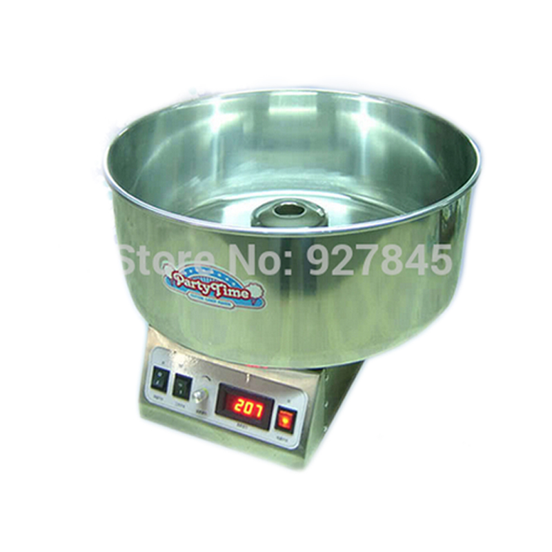 220-240V/100-110V Small Commercial Cotton Candy Machine Electric DIY Candy Floss Machinee CC-3803 Marshmallow Maker 1200w 1pc