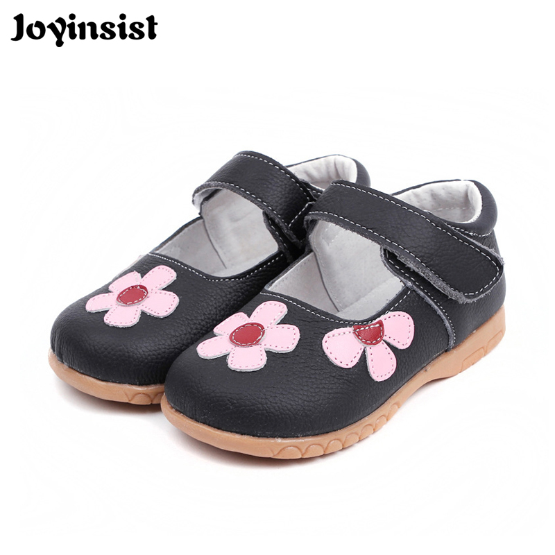 2018 new spring flowers and leather selling children shoes children sandals girls sandals