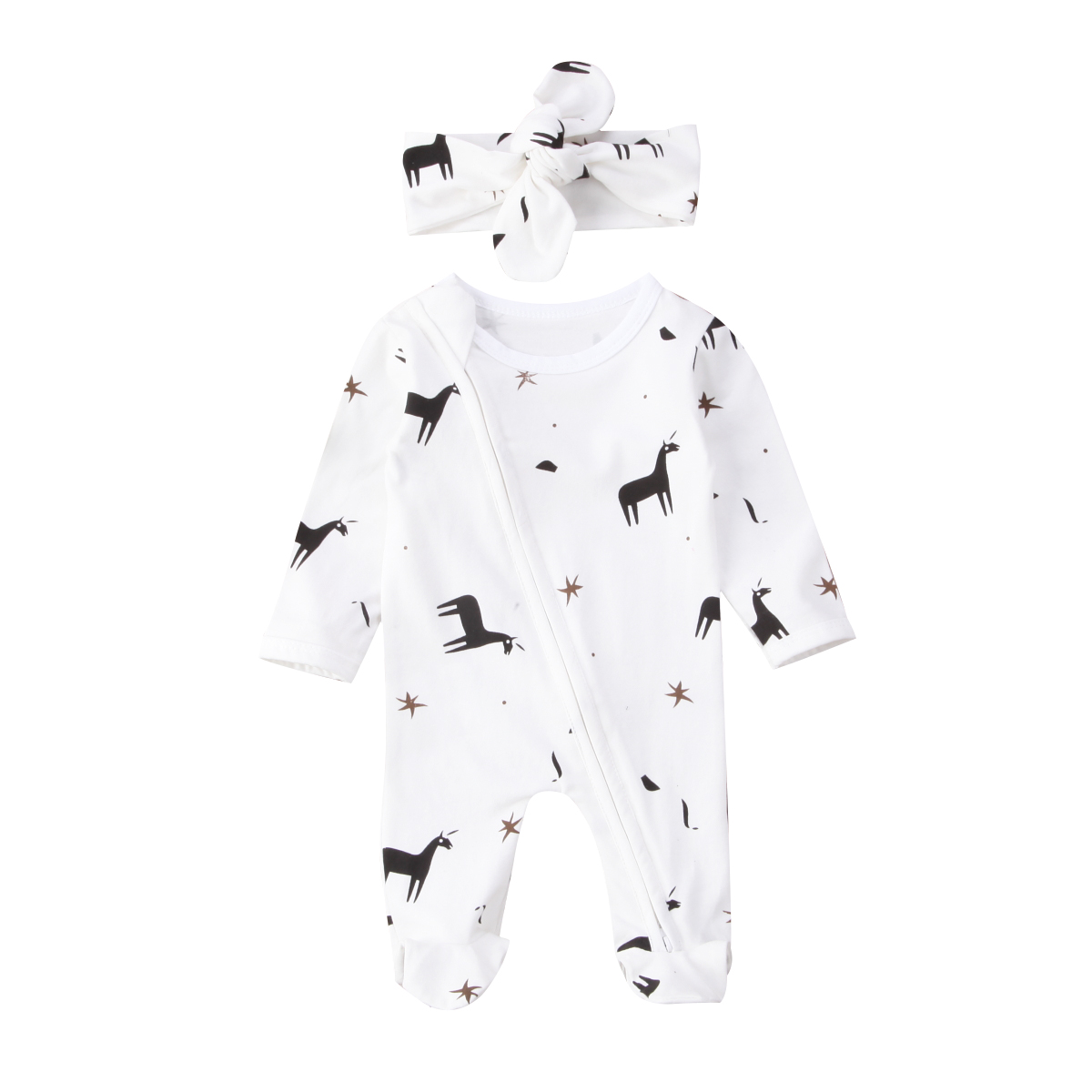 Adopt Rescue Dogs and Cats Baby Newborn Crawling Clothes Sleeveless Rompers Romper Jumpsuit Black