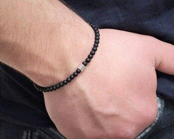 Lucky Handmade Stone Beads Bracelets10