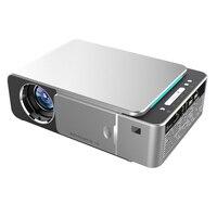 Projetor LCD 1280x720 P HD 3500 Lumens Mini LED Projector Home Theater Sistema bluetooth WI FI USB HDMI VGA Sistema de Home Theatre     -