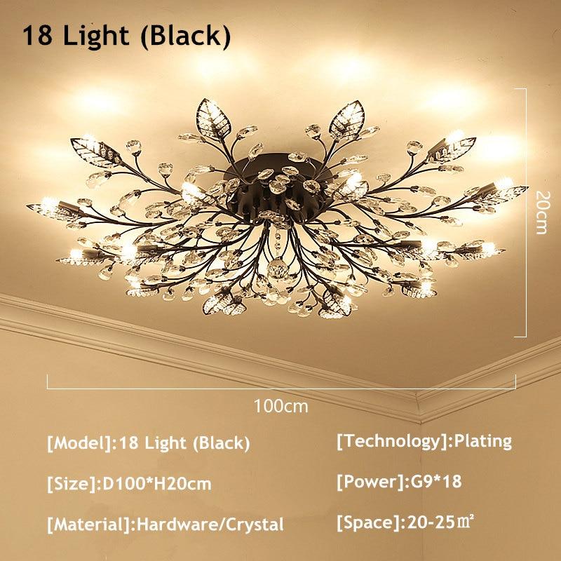 18 light black