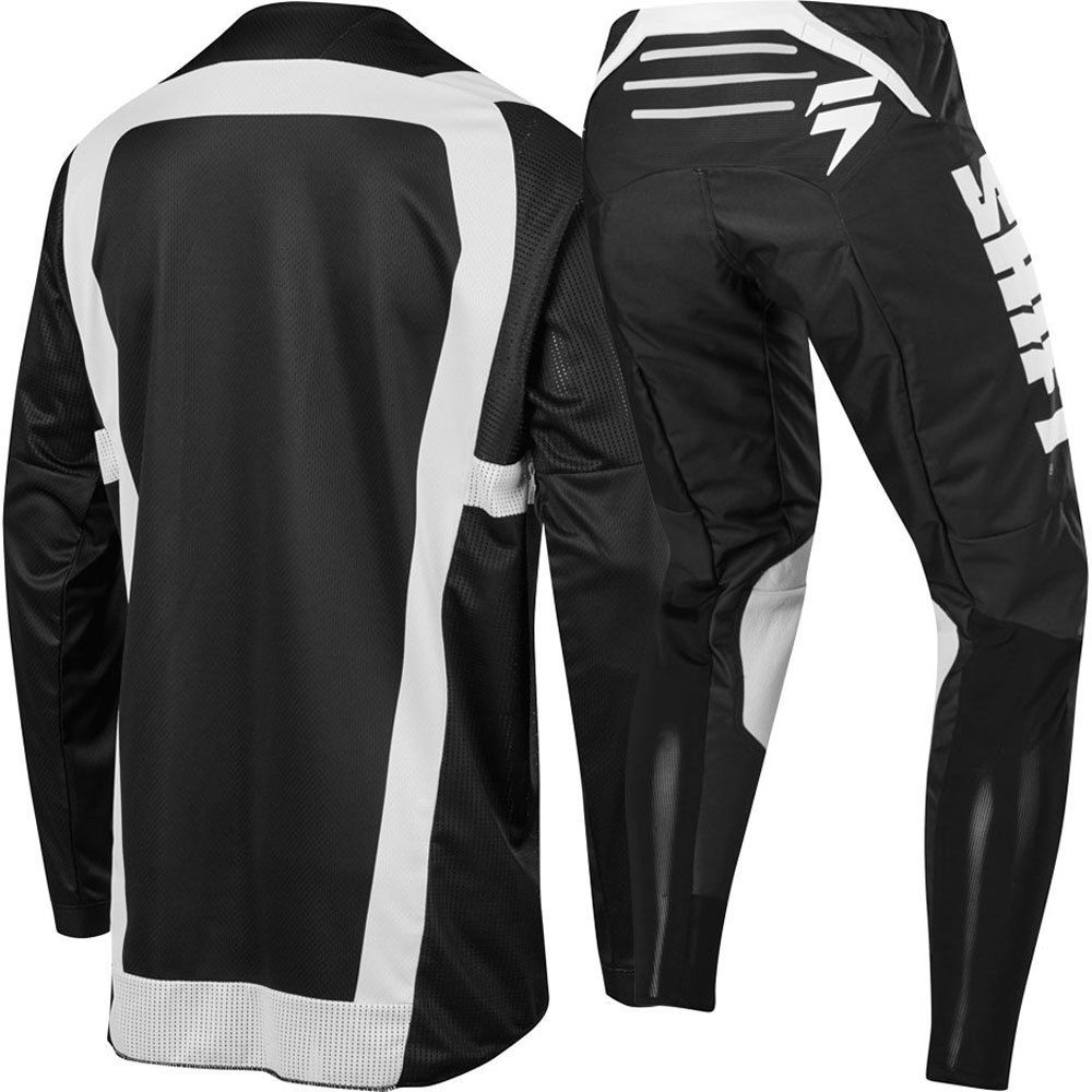 Image 4 - 2019 NEW MX 3LACK Mainline Blue Jersey Pants Adult Motocross Gear Set Jersey+Pants Racing Gear Combination-in Combinations from Automobiles & Motorcycles