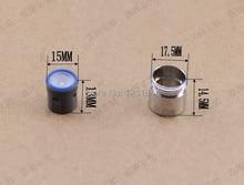 2PCS M18 aerator water 17.5mm external thread saving