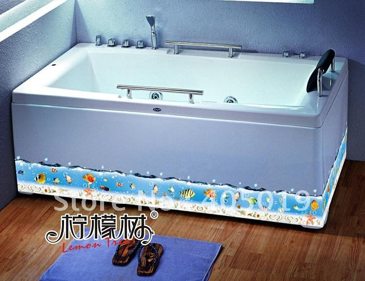 Captivating AY917 Finding Nemo Removable Sticker 60x90cm Cartoon Bathroom Decor Occean  World Wall Corner Line Cling 6% Off Total If 2lots In Wall Stickers From  Home ...