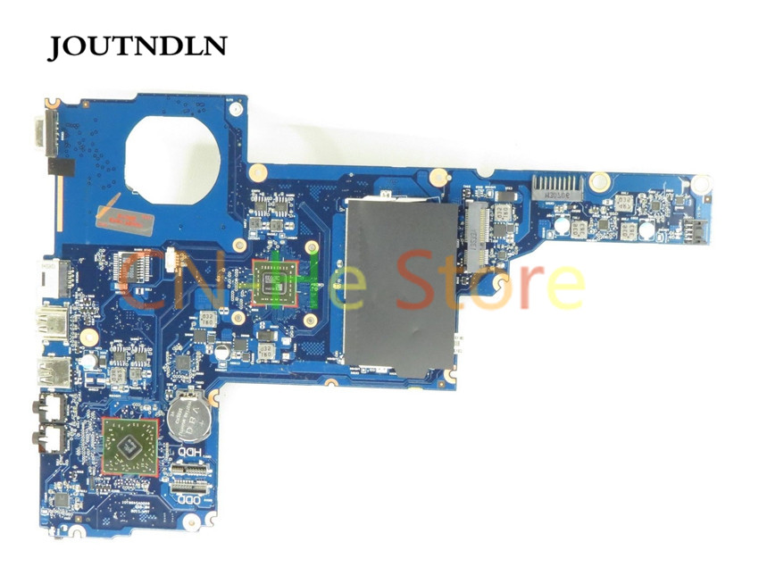 JOUTNDLN FOR HP 2000 SERIES 2000-B LAPTOP MOTHERBOARD 688279-501 699333-501 DDR3 W/ FOR <font><b>E300</b></font> CPU image