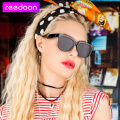 REEDOON New Fashion Vintage Sunglasses Women Brand Designer Square Sun Glasses Women Glasses 1506