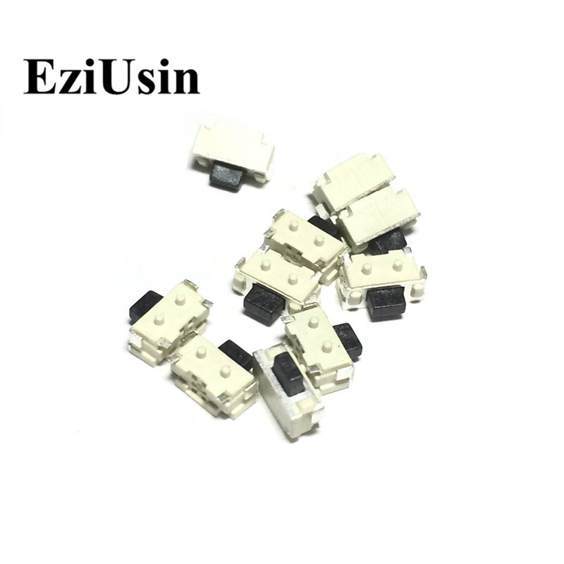 EziUsin 2*4*3.5 Mini Touch Switch SMD MP3 MP4 Tactile Tact Push Tablet Button Micro interrupteur tablette switch Momentary 245pcs 490pcs 49models momentary tactile switch push button micro switch for laptop tv tablet pc key button switches