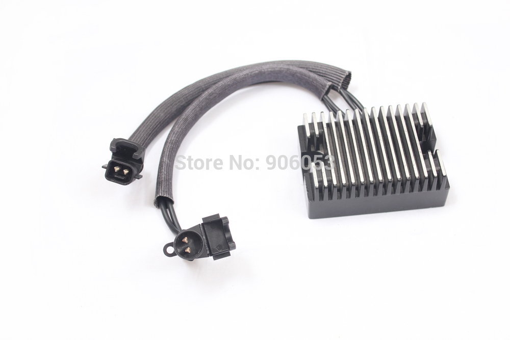 Motorcycle Voltage Regulator Rectifier For Sportster XL883N 2013 /XL883C 2010/ XL1200L Sportster 2007-2013 model 74711-08 voltage regulator rectifier for polaris rzr xp 900 le efi 4013904 atv utv motorcycle styling