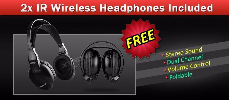 Wireless Headphones For Free