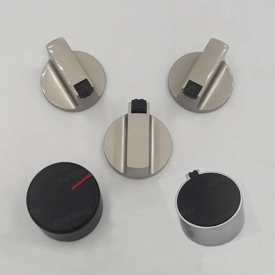 보스 / 체리 / 미국 가스 렌지, 가스 렌지 손잡이 범용 스위치 액세서리 6mm 8mm 가스 스토브 부품 가스 스토브 스위치 2PCS