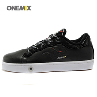 Onemix Men's Skateboarding shoes Athletic Shoes Breathable Walking Sport Outdoor Men Shoes for outdoor walking trekking jogging