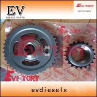 Para nissan empilhadeira motor reparação k21 k25 engrenagem cronometrando|gear gear|gears gears gears|gears engine -