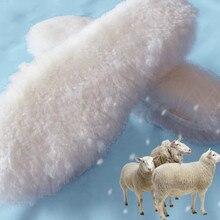 100% австралийские стельки из натуральной овечьей шерсти, кашемировые теплые зимние сапоги, стельки для обуви из натурального меха, теплая об...