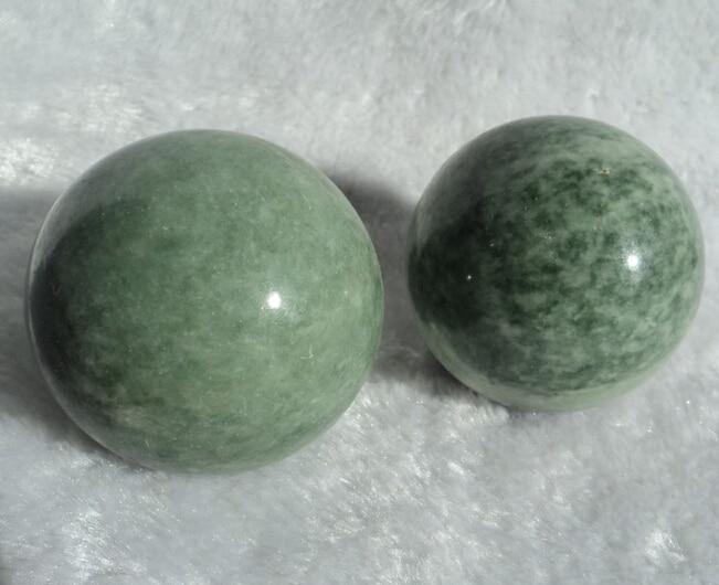 HOT STONE MASSAGE 2pcs of Marble Cold Stone Spheres 5 cm Massage Ball SPA tools sea of spa крем морковный универсальный 500 мл