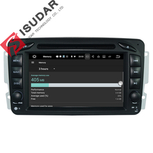 7″ Car DVD Player For Mercedes/Benz/W209/W203/W168/M/ML/W163/Viano/W639/Vito/Vaneo Wifi GPS FM Radio