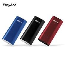 Easyacc Металл 18650 6400 мАч мини портативный блок питания внешний аккумулятор портативное зарядное устройство для Xiaomi Мобильный телефон Huawei