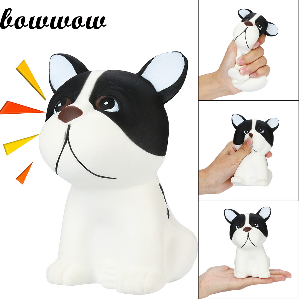 Happi Dog Squishies Scented Stress Reliever Squish Cute Super Slow Rising Kids Toy Squishy Funny Squeeze Antistress Toys Relieving Rheumatism Novelty & Gag Toys Toys & Hobbies
