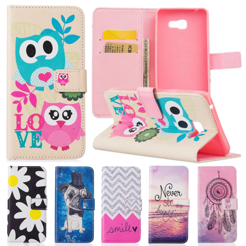 new concept 9f6c5 33a95 Flip Case For LG K7 Case Leather Wallet + Soft Silicone Back Cover ...