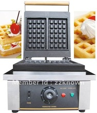 Waffle baker/toaster,twin waffle maker / double waffle maker;waffle toaster with best quality from factory