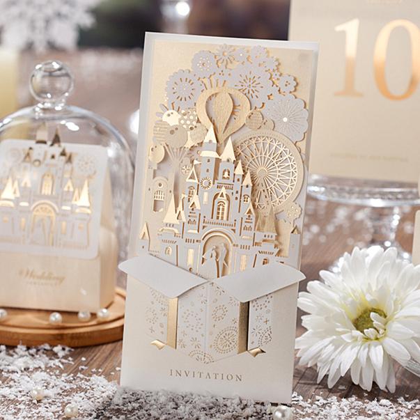 3d Hochzeitskarte Kaufen Billig3d Hochzeitskarte Partien Aus China,  Einladungsentwurf. 32 Einladungskarten Zur Hochzeit ...