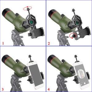 Image 3 - Svbony 15 45x60望遠鏡SV19 BAK4プリズム窒素防水アーチェリーバードウォッチングfmcスポッティングスコープ + 電話アダプタF9328G
