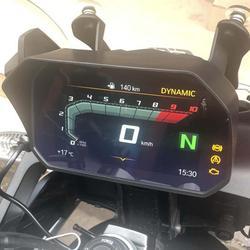 Nowy 2019 instrument motocyklowy osłona przeciwsłoneczna miernik etui z włókna Nylon dla R1200GS przygoda R1250GS LC LC/Adv R1200 GS F850GS