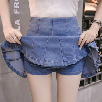 Ladies Jeans Skirts Shorts