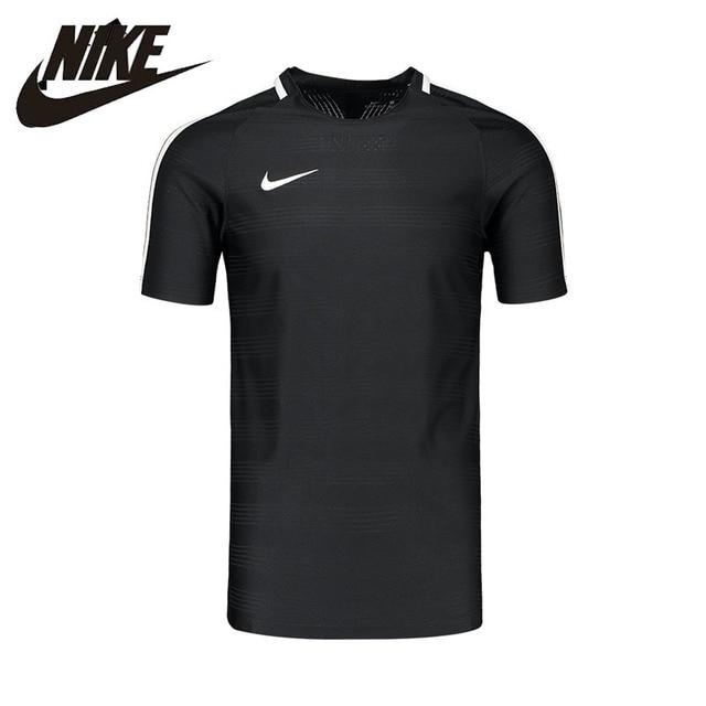NIKE Original T-shirt 2017 New Arrival DRY SQUAD Mens Short Sleeve  Breathable Flexible Sportswear