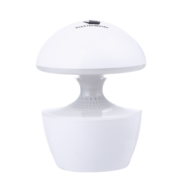 5W 5V Mini mushroom shape USB Charging LED Night Light Sound Box Loudspeaker Box Light Bedside Lamp 3 Color Adjustable