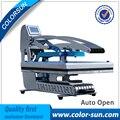 Nueva llegada de impresión plana de Oscilación lejos Del calor máquina de la prensa 40*40 cm de buena calidad