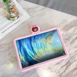 Мягкий силиконовый чехол-подставка для huawei MediaPad M3 Lite 8,0, чехлы для планшетов с рисунком животных, Детские Чехлы для CPN-L09, CPN-W09, CPN-AL00