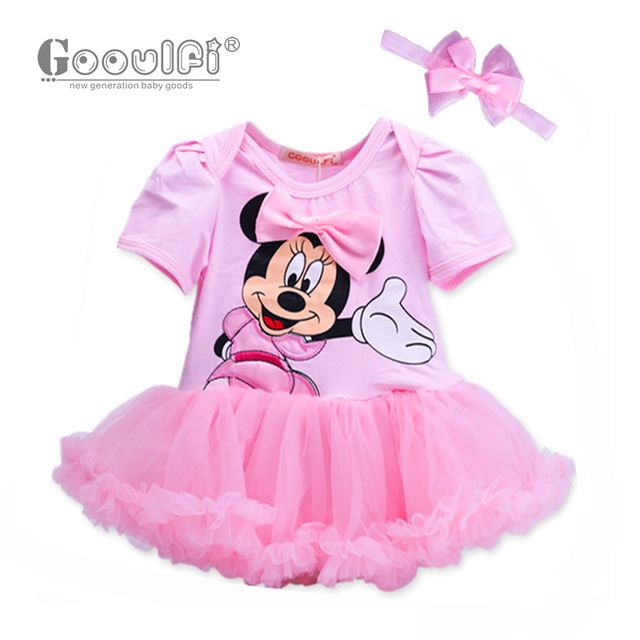 1c097b42e Aliexpress.com   Buy Gooulfi Baby Rompers Baby Girls Clothing For ...
