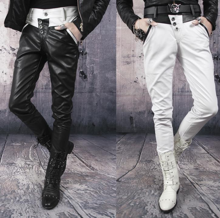 Online Buy Wholesale men white dress pants from China men white ...