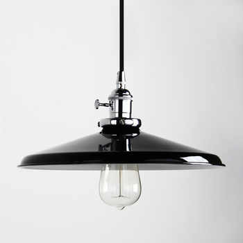 Permo 11.8\'\' Vintage Metal Pendant Lights Retro Loft Pendant Ceiling Lamps Modern Hanglamp fixtures Christmas lights Luminaire