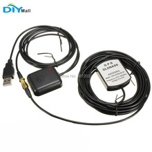 DIYmall Auto Car GPS Signal Antenna Amplifier Enhanced Receiver + Transmiter 30DB For Phone Navigator