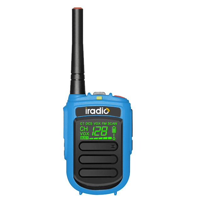 Iradio DP-168 Digital Two Way Radio Mini DMR Uhf/vhf   Walkie Talkie PMR High Quality Woki Toki