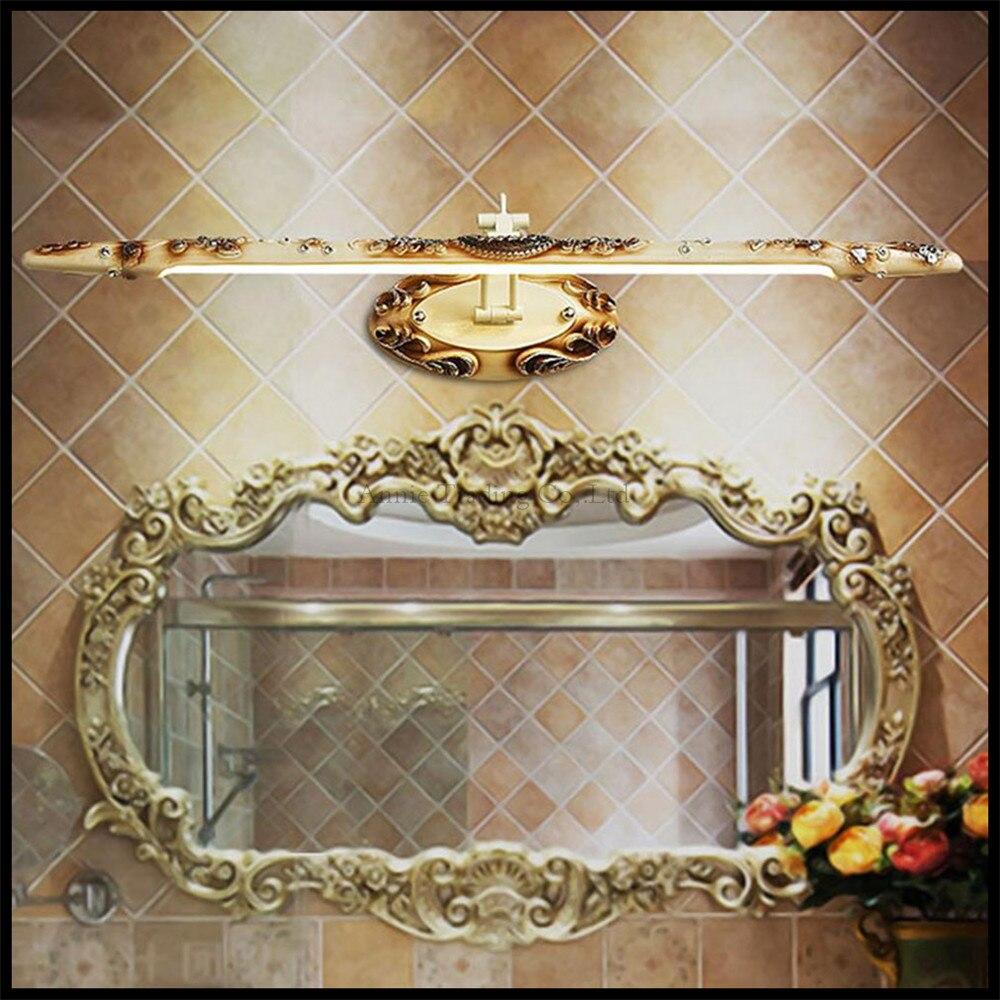 Gold Bathroom Popular Gold Bathroom Mirrors Buy Cheap Gold Bathroom Mirrors Lots