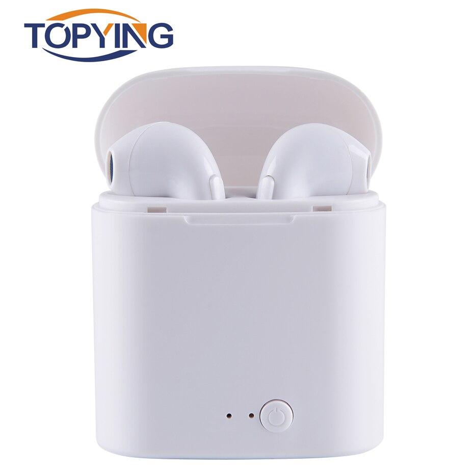 Twins Wireless Earphone In-Ear Bluetooth Earphone Sport Wireless Headset Wireless Headphone Bluetooth Earphone Sport For Iphone