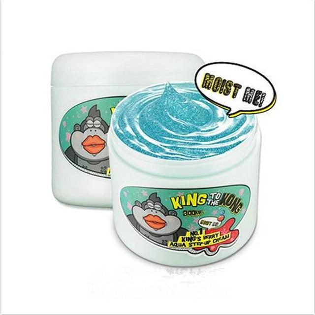 MIZON  No.1 King's Berry Aqua Step Up Cream - 300ml Original Korea Aqua Cream Moisturizing Face Cream Facial Slimming Creams