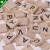 Scrabble Letters,Great For Scrable Tile Pendant,18x20mm mixed loading DiY Crafts,sold 100pcs/lot
